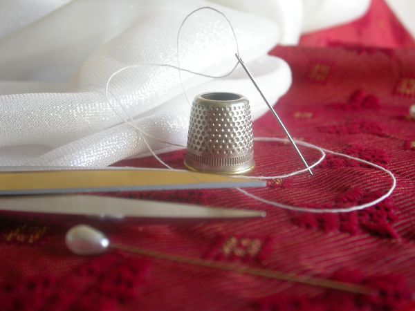 sartoria di abiti da sposa