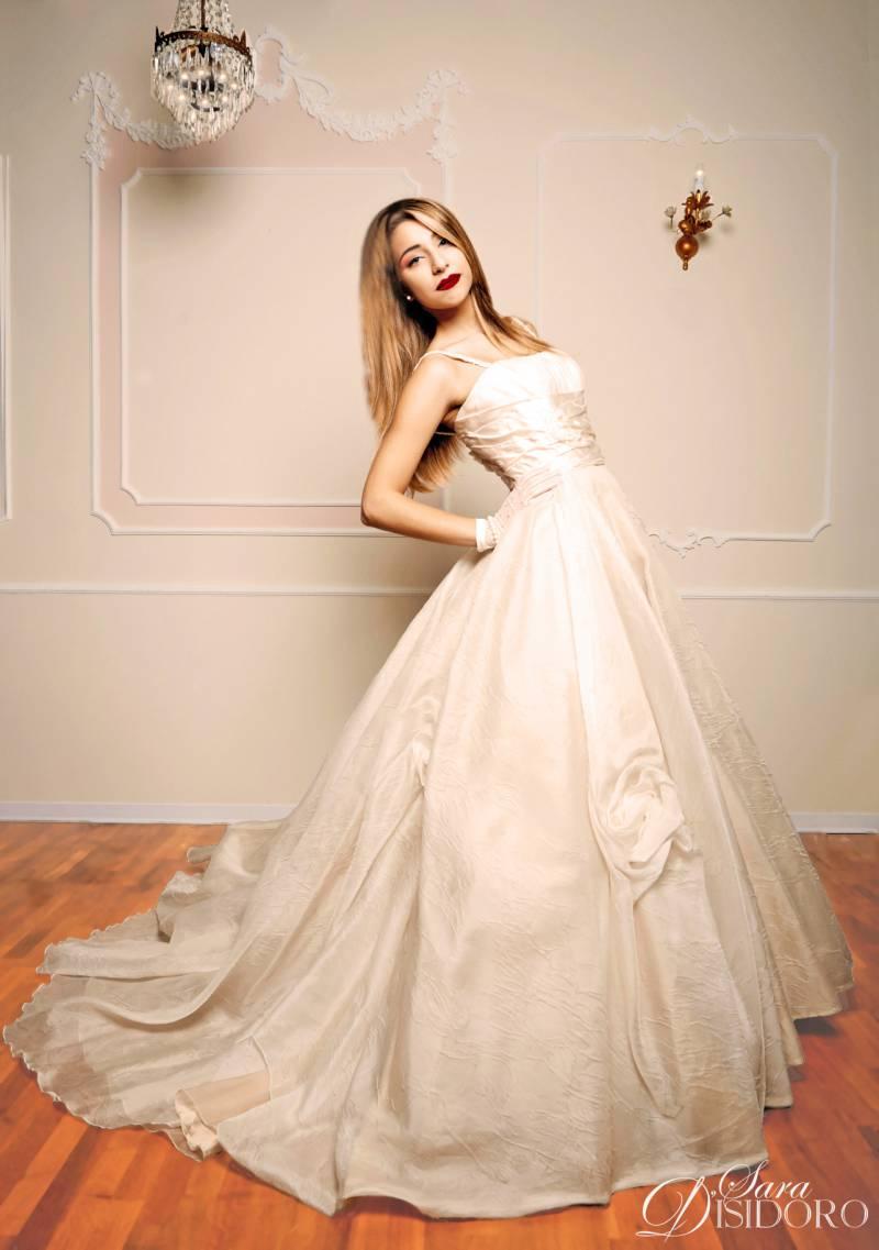 abito da sposa principesco